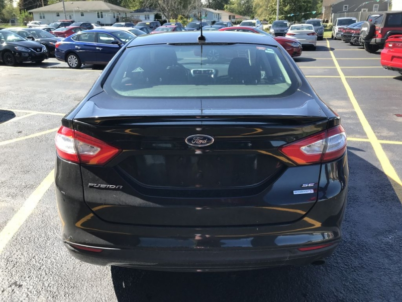 FORD FUSION 2013 price $6,495