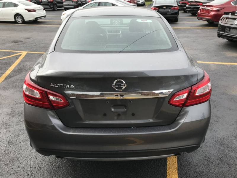 NISSAN ALTIMA 2017 price $11,995