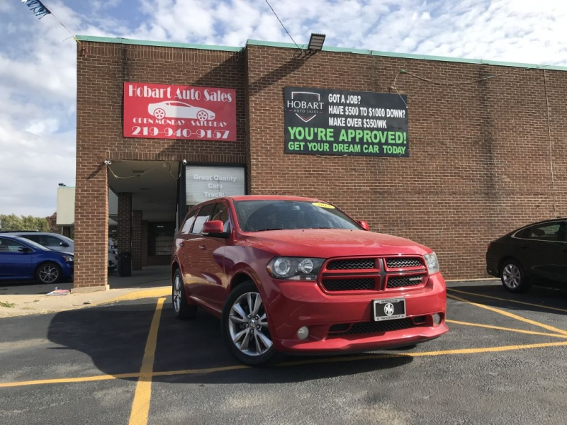 DODGE DURANGO 2012 price $18,495