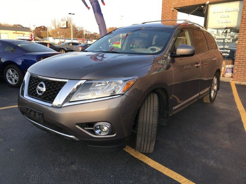 NISSAN PATHFINDER 2013 price $13,995