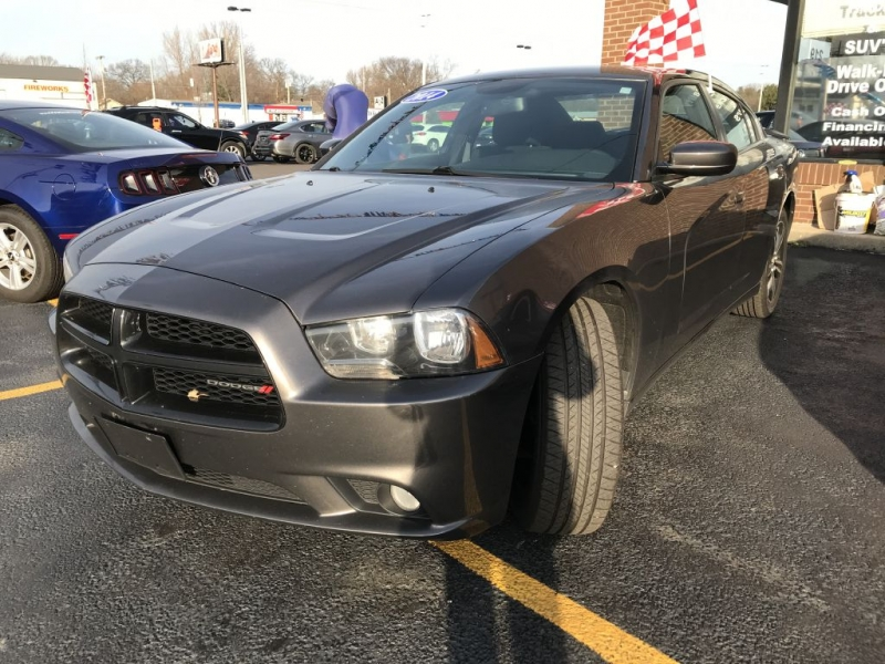 DODGE CHARGER 2014 price $16,495