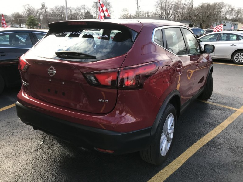 NISSAN ROGUE SPORT 2017 price $15,995