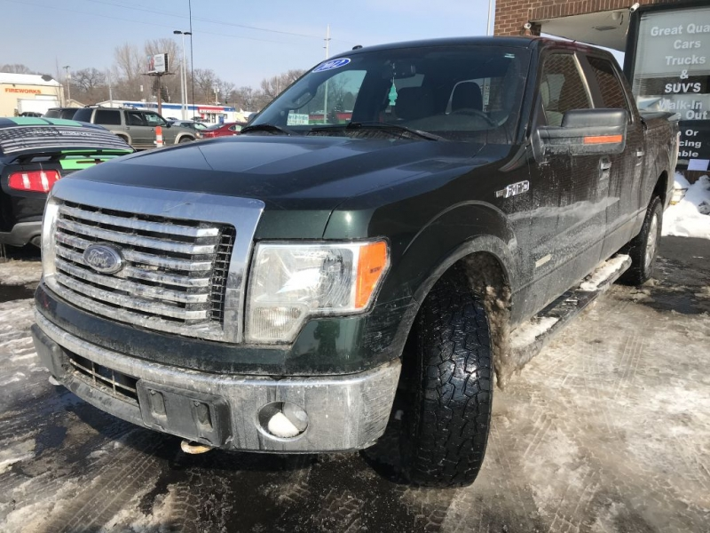 FORD F150 2012 price $15,995