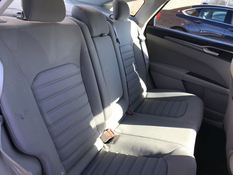 FORD FUSION 2018 price $14,495