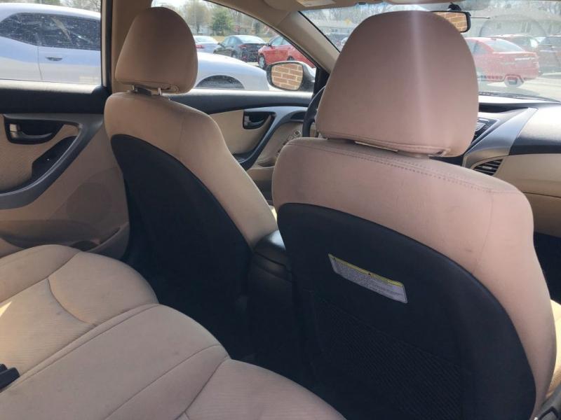 HYUNDAI ELANTRA 2013 price $8,295