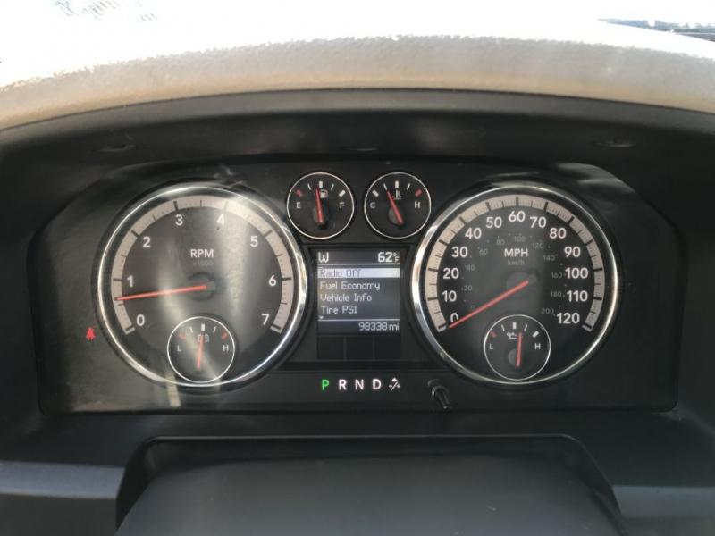 DODGE RAM 1500 2010 price $18,295