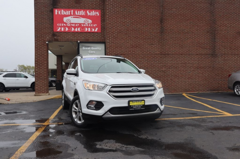 FORD ESCAPE 2018 price $13,995