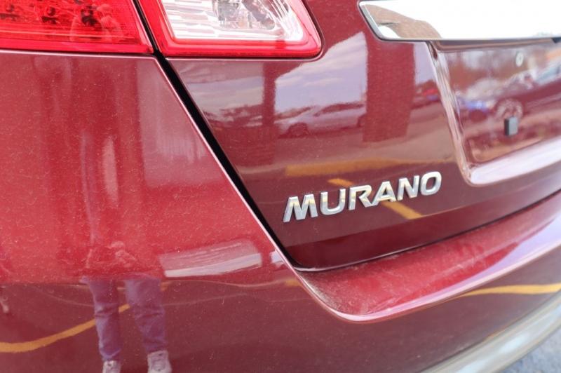 NISSAN MURANO 2012 price $12,495