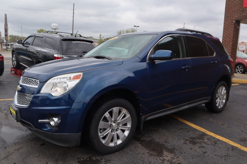CHEVROLET EQUINOX 2010 price $7,495
