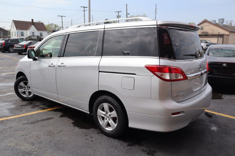 NISSAN QUEST 2016 price $13,695