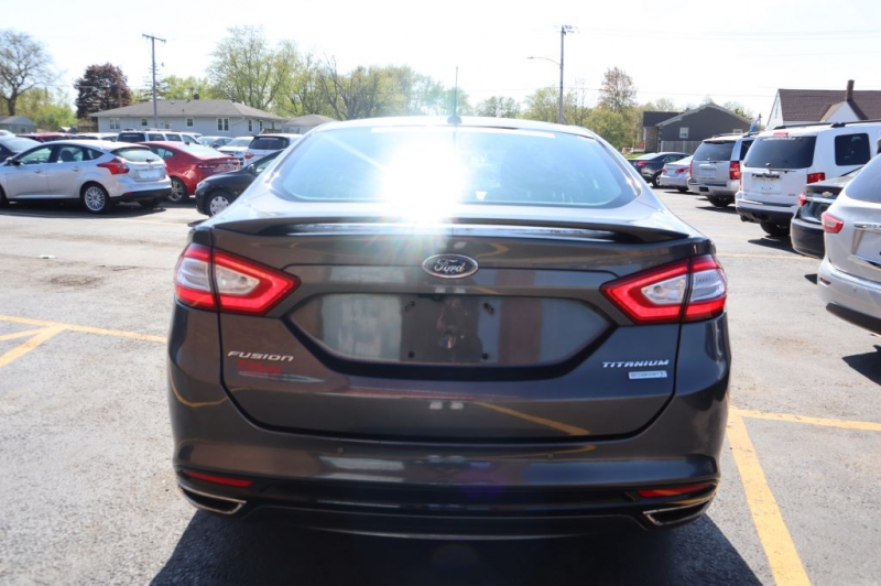 FORD FUSION 2016 price $10,495