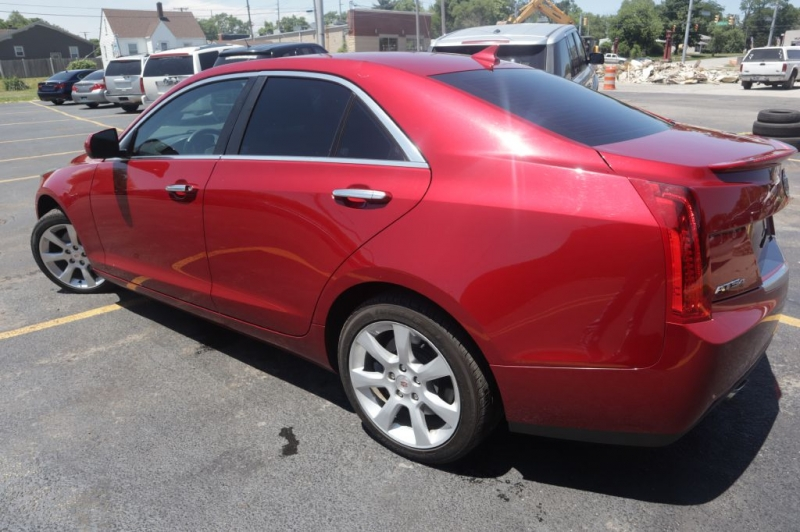 CADILLAC ATS 2013 price Call for Pricing.