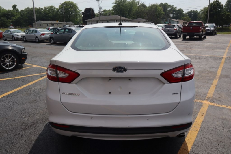 FORD FUSION 2014 price $14,495