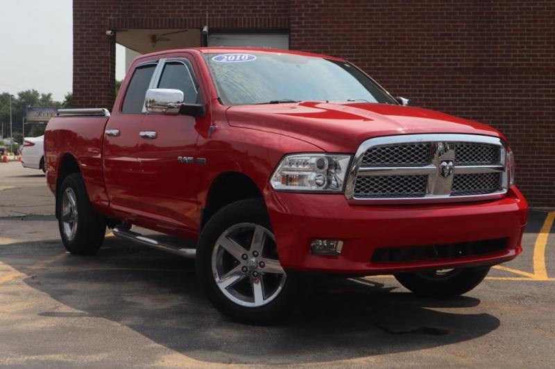 DODGE RAM 1500 2010 price $15,495