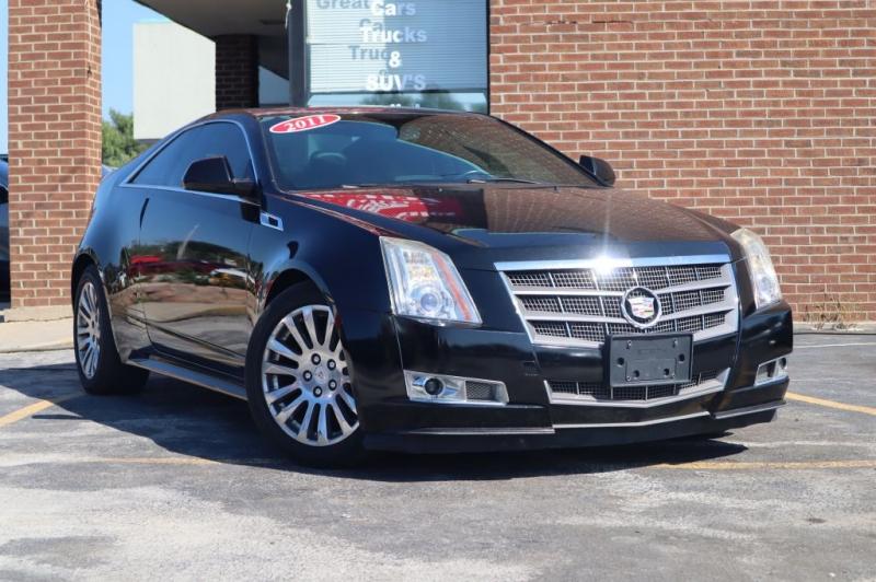 CADILLAC CTS 2011 price $11,395