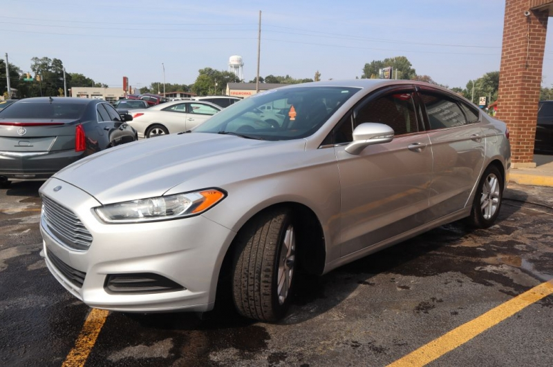 FORD FUSION 2016 price $15,695