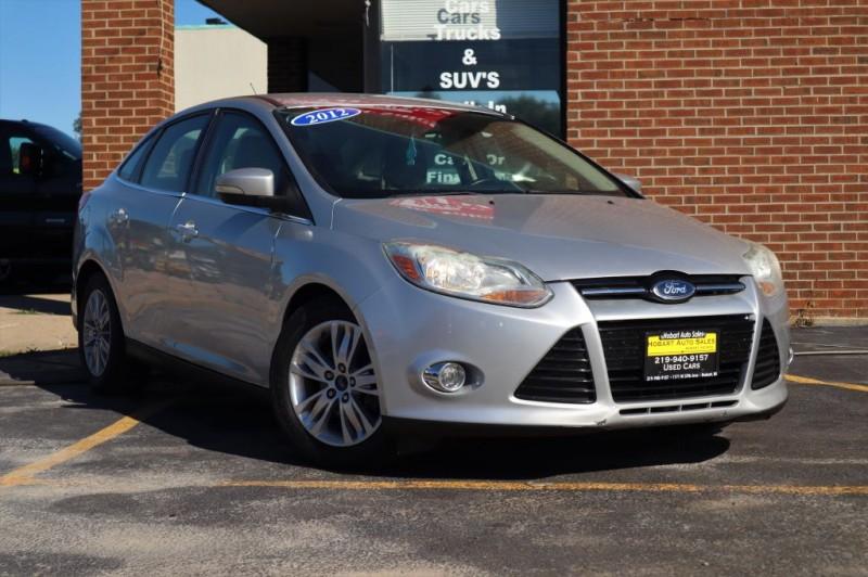 FORD FOCUS 2012 price $7,295