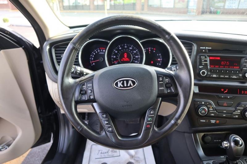 KIA OPTIMA 2011 price $10,795