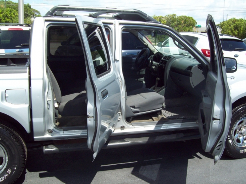 NISSAN FRONTIER 2003 price Call for Pricing.