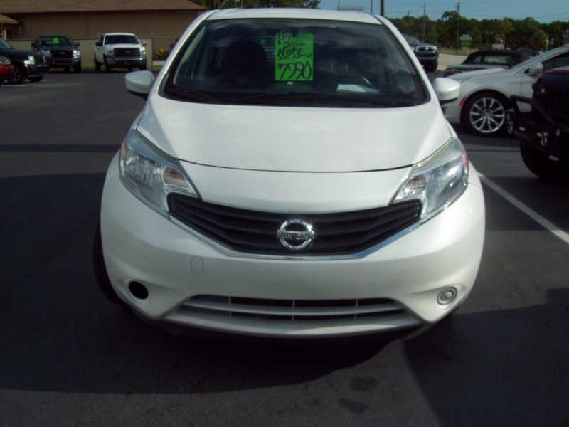 NISSAN VERSA NOTE 2015 price $7,990