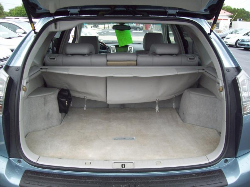 LEXUS RX 2004 price $8,990
