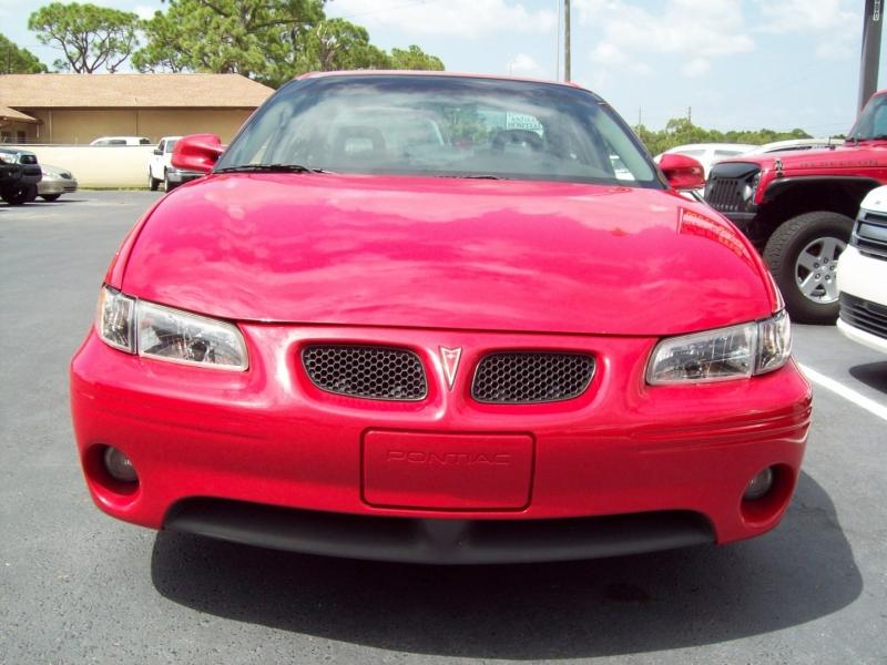PONTIAC GRAND PRIX 2003 price $4,490