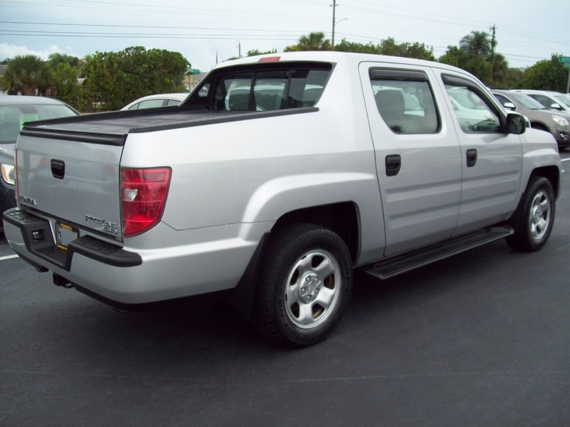 HONDA RIDGELINE 2009 price $10,990