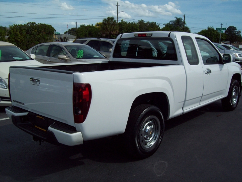 CHEVROLET COLORADO 2011 price $11,990