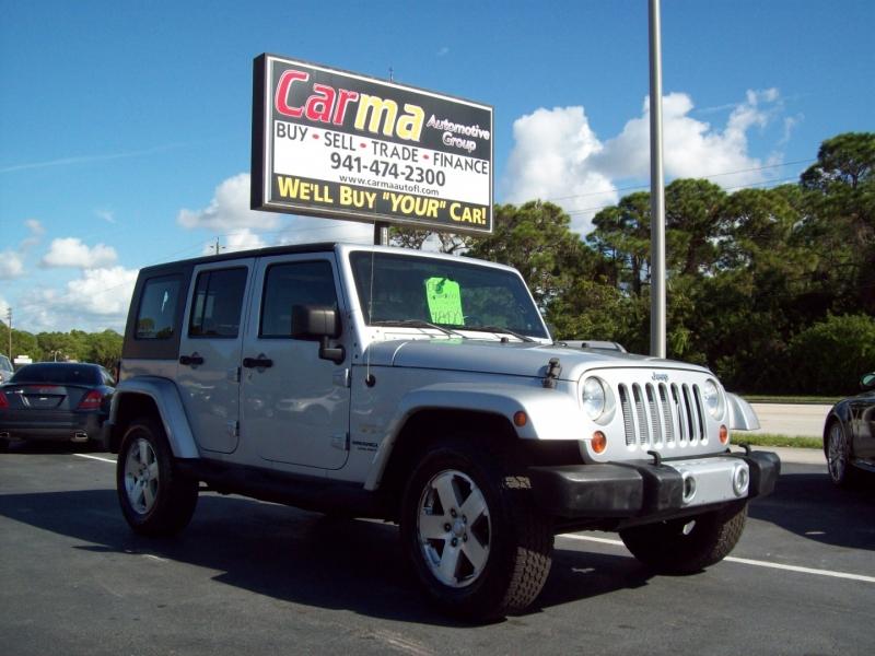 JEEP WRANGLER UNLIMI 2008 price $16,990