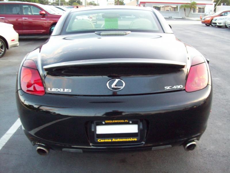 LEXUS SC 2004 price $13,990