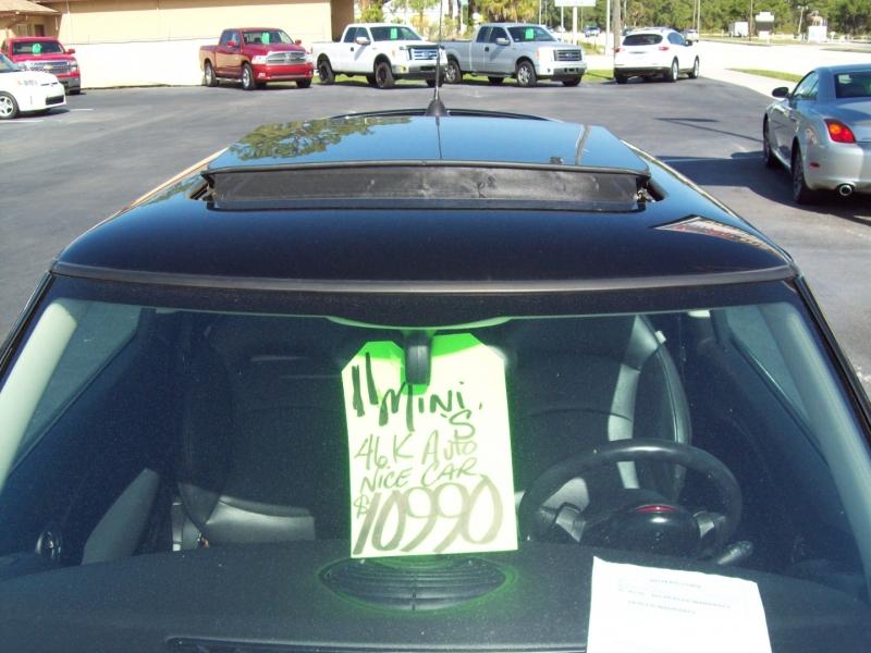 MINI COOPER 2011 price $9,790