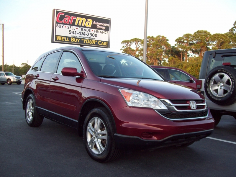 HONDA CR-V 2011 price $8,490