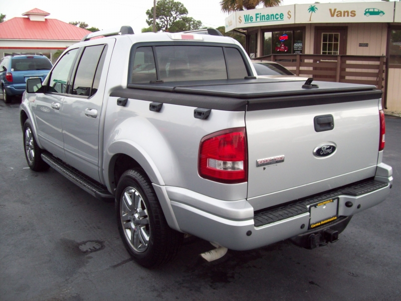 FORD SPORT TRAC 2009 price $9,690