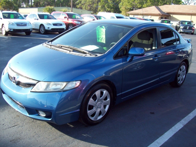HONDA CIVIC 2007 price $5,490