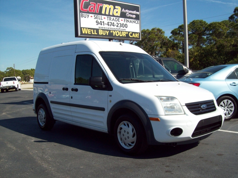 FORD TRANSIT CONNECT 2012 price $8,990