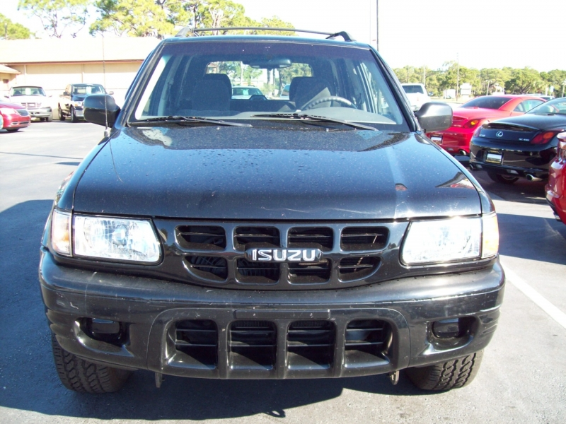 ISUZU RODEO 2002 price $5,990