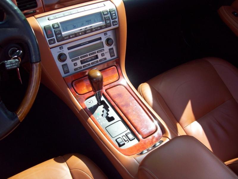 LEXUS SC 2002 price $19,990
