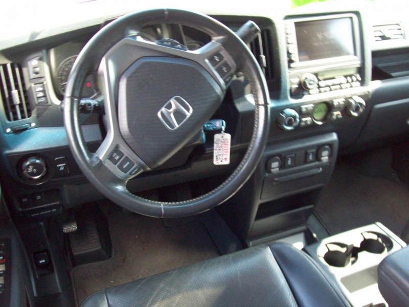 HONDA RIDGELINE 2009 price $16,490