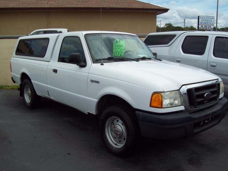 FORD RANGER 2004 price $6,990