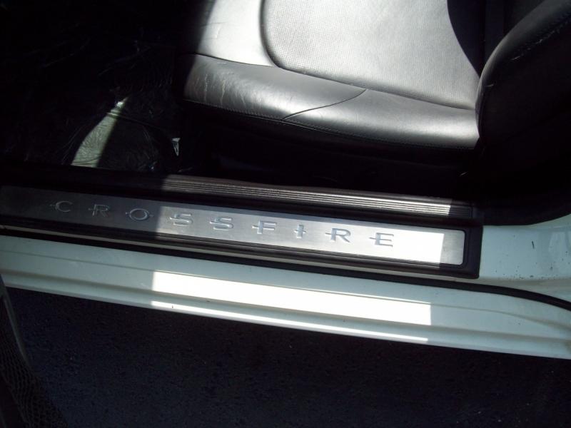 CHRYSLER CROSSFIRE 2005 price $8,490