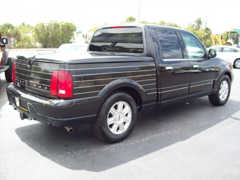 LINCOLN BLACKWOOD 2002 price $11,490