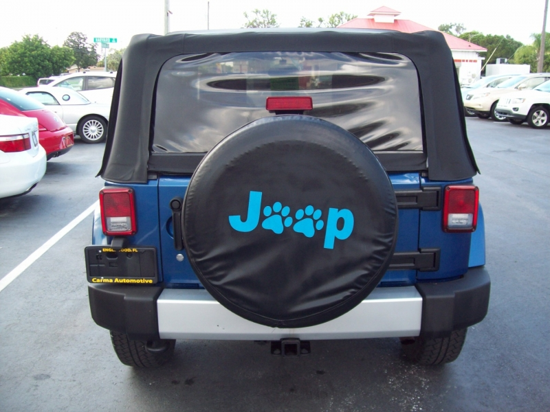 JEEP WRANGLER 2009 price $21,990