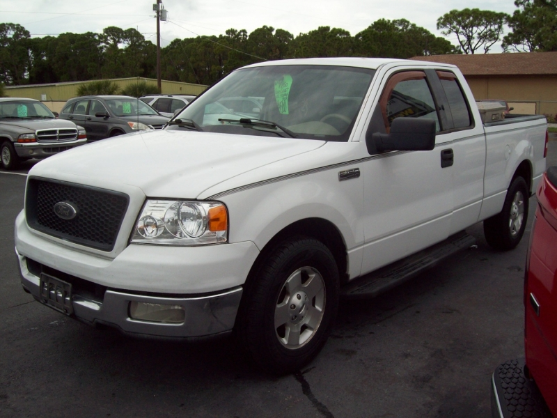 FORD F150 2004 price $3,890