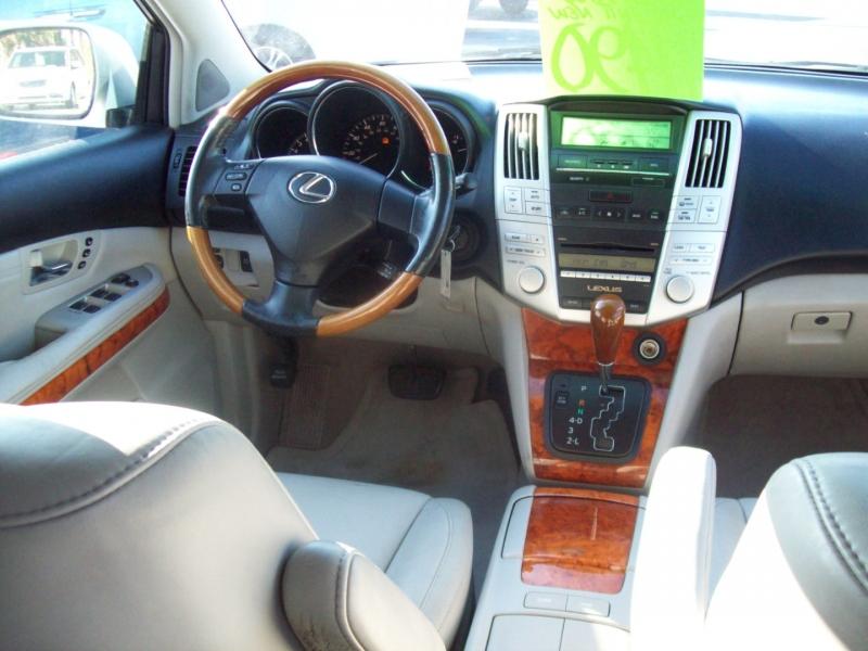 LEXUS RX 350 2007 price $11,490