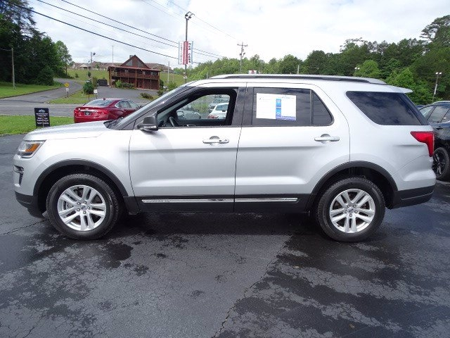 Ford Explorer 2019 price $25,550