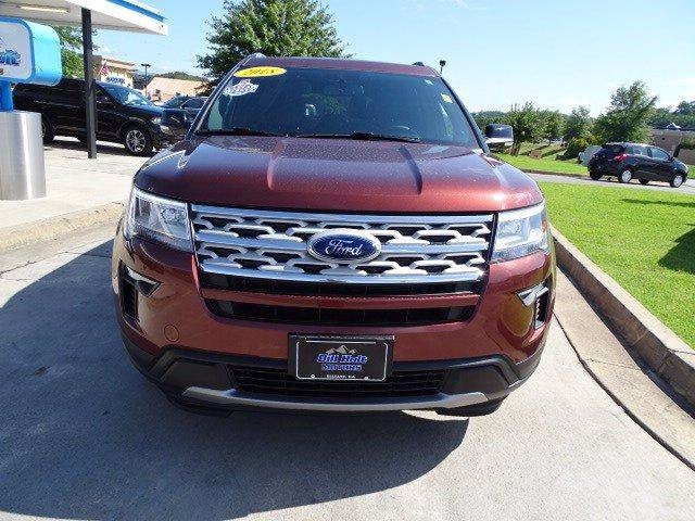 Ford Explorer 2018 price $26,749