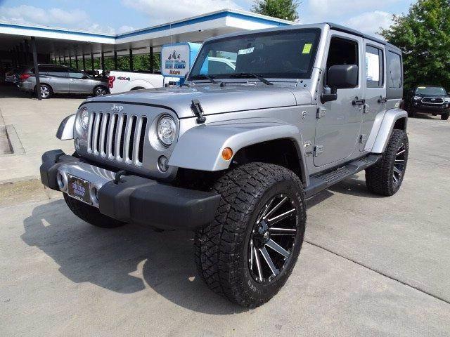 Jeep Wrangler JK Unlimited 2018 price $33,988