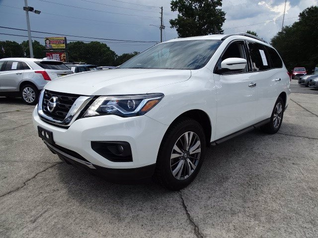 Nissan Pathfinder 2018 price $20,550