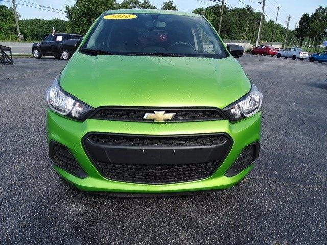 Chevrolet Spark 2016 price $6,990