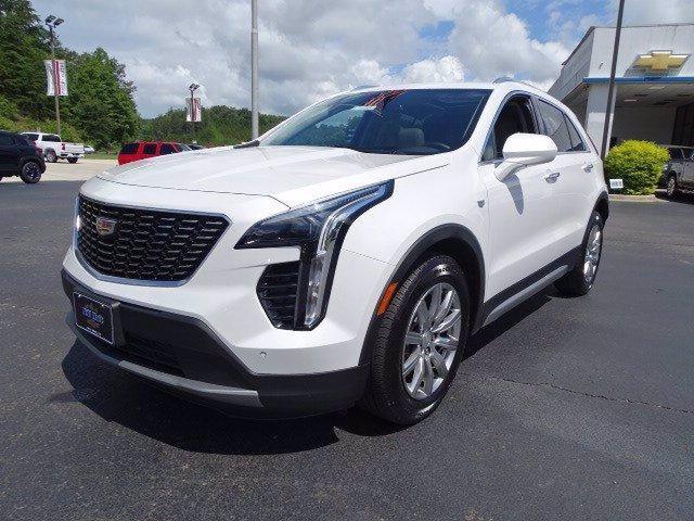 Cadillac XT4 2020 price $36,798